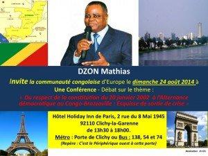 MD Rencontre Diaspora africaine parisienne