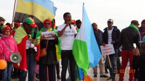 Le panafricanisme créé par le peuple congolais à Paris
