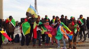 Le peuple congolais de Paris